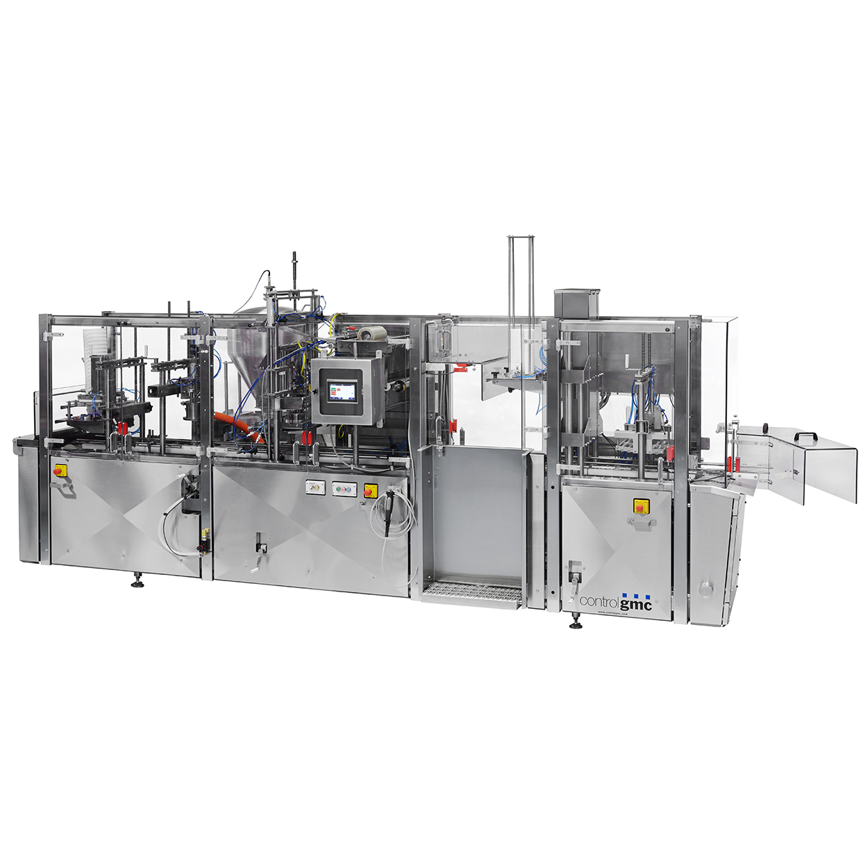 pl500 Additional Module for Cup Filling Machine for Sticky Products