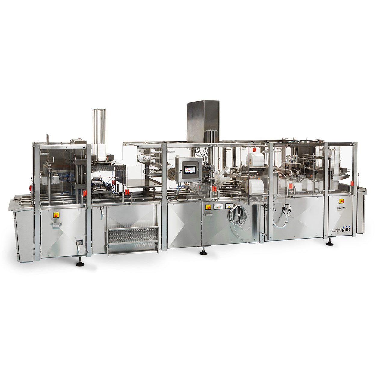 FDS6500 Filling Line for Viscous Products